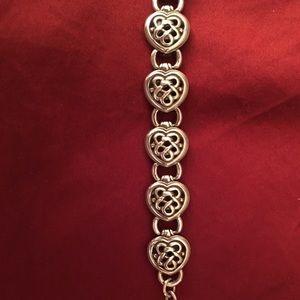 Brighton filigree designed bracelet.